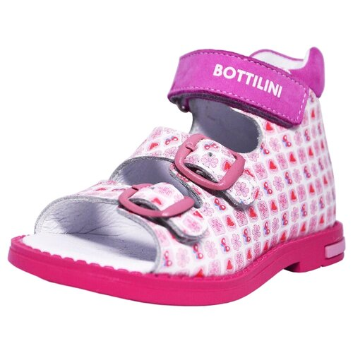 Сандалии Bottilini размер 26, розовыйБосоножки, сандалии<br>