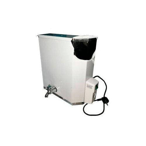 Водонагреватель для дачи наливной с нагревателем 30 л Успех ( нержавеющая сталь )