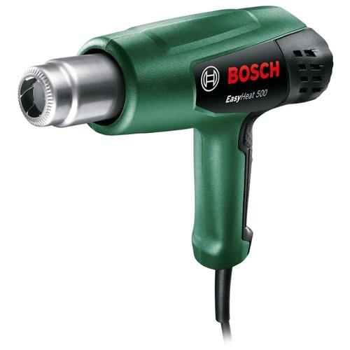 Строительный фен BOSCH EasyHeat 500 фен строительный phg2000 d p i t шт