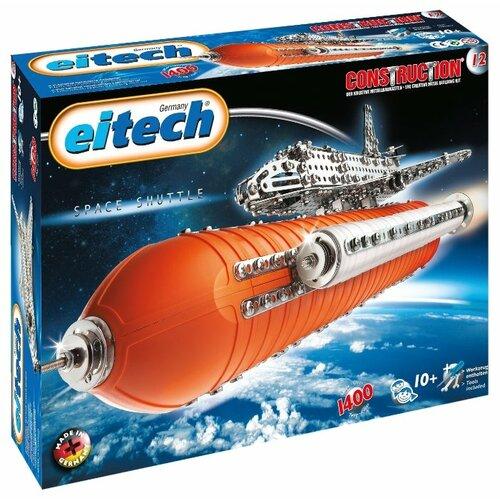 Купить Винтовой конструктор Eitech Exclusive C12 Космический челнок, Конструкторы