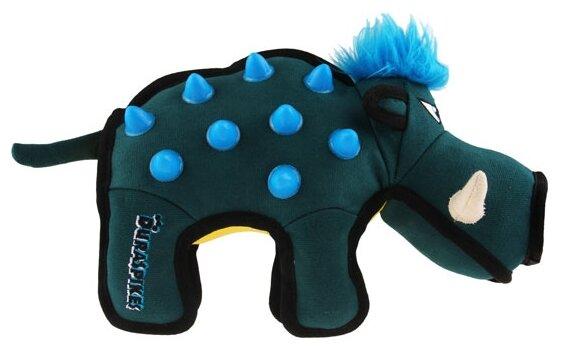 Игрушка для собак GiGwi Duraspikes Кабан с резиновыми вставками (75396)