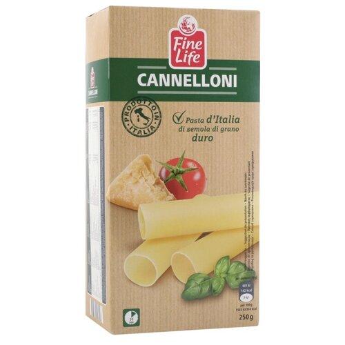Fine Life Макароны Cannelloni, 250 г