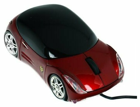 Мышь 3Cott Kart Mice III Red USB