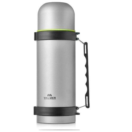 Классический термос WALMER Silver (1 л) серебристый термос silver 1000 мл walmer w24100023
