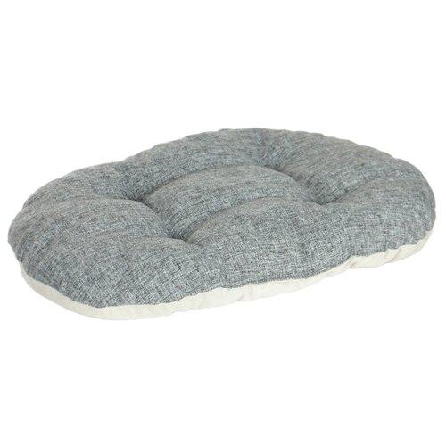 Лежак для собак и кошек PRIDE Прованс 53х43 см графитовый