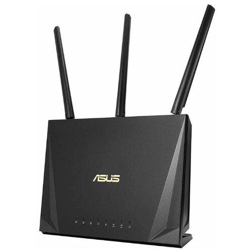 Wi-Fi роутер ASUS RT-AC85P черный