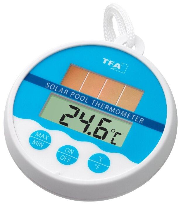 Цифровой термометр для бассейна TFA 30.1041