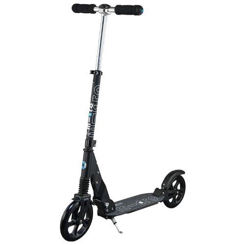 Городской самокат Micro Scooter Suspension black цена 2017