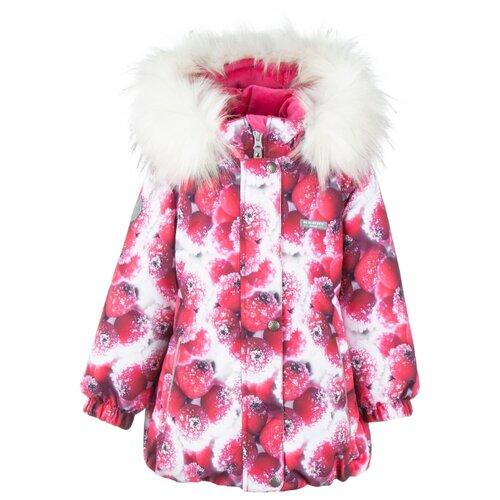 Купить Куртка KERRY Emmy K20431 размер 134, 02677 красный/белый, Куртки и пуховики