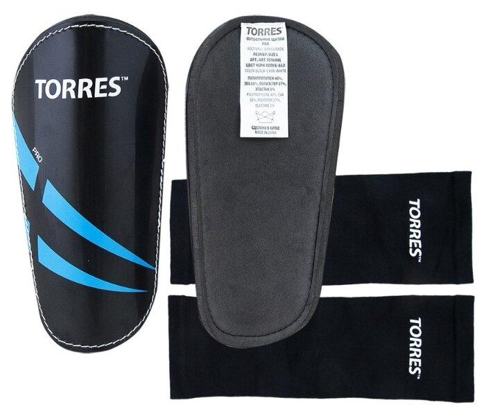 Защита голени TORRES Pro FS1608