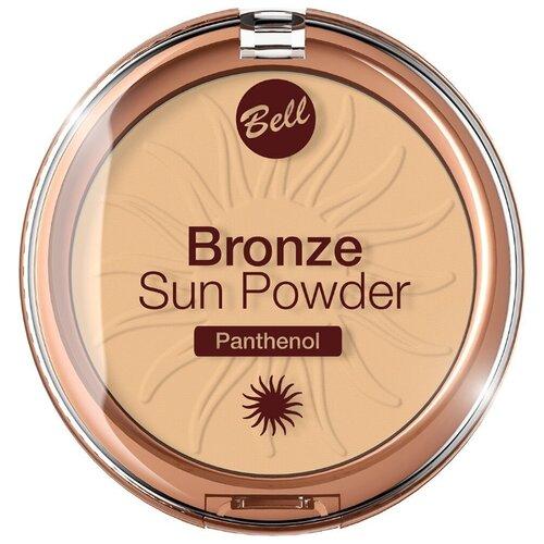 Bell Пудра бронзирующая с пантенолом Bronze Sun Powder Panthenol тон 23