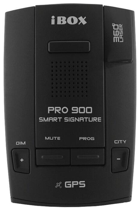 Радар-детектор iBOX Pro 900 Smart Signature