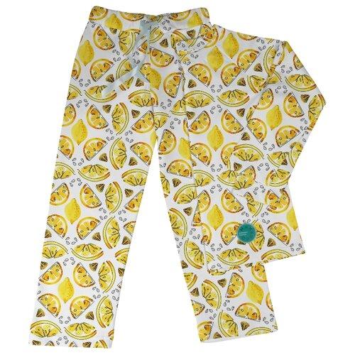 Пижама Marengo Textile размер 146, белый/желтый платье oodji ultra цвет красный белый 14001071 13 46148 4512s размер xs 42 170