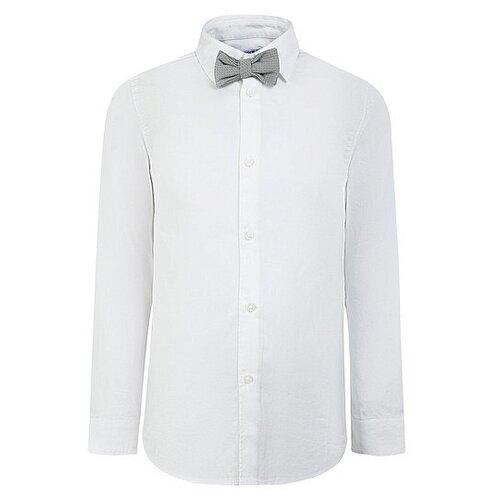 Купить Рубашка Mayoral размер 92, белый, Футболки и рубашки