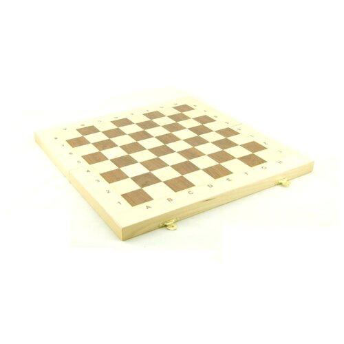 WoodGames Шахматная доска 50мм, береза
