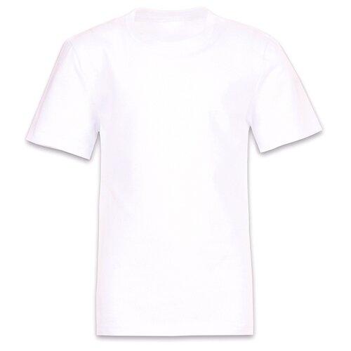 Купить Футболка Апрель размер 116, белый, Футболки и майки