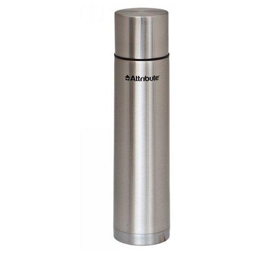 Классический термос Attribute Urban AVF303 (1 л) стальной термос attribute family avf402 салатовый серый 1 8 л