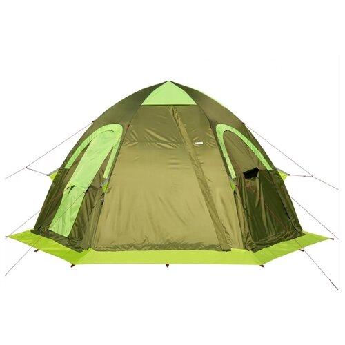Палатка ЛОТОС 5У Шторм оливковый палатка normal лотос 2n yellow