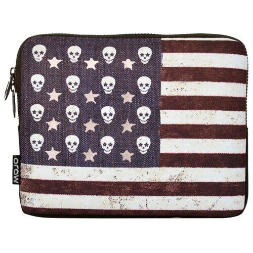 Чехол Mojo Pax KU9982982 для Apple iPad Skull Flag mojo pax mojo pax рюкзак boombox с колонками черный белый