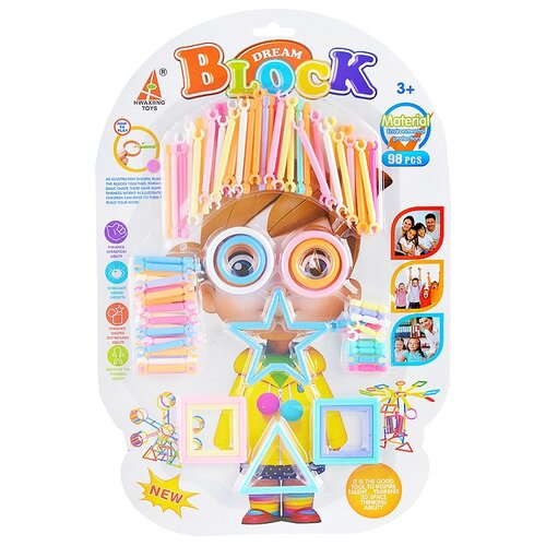 Конструктор Hwaxiing Toys Dream Block 839-7