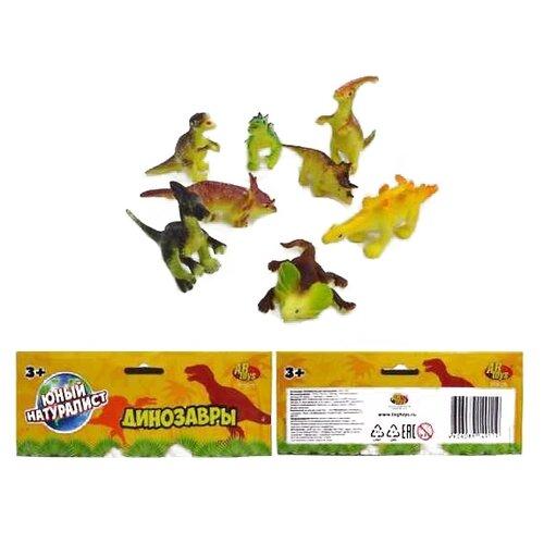 Фигурки ABtoys Юный натуралист Динозавры РТ-01279