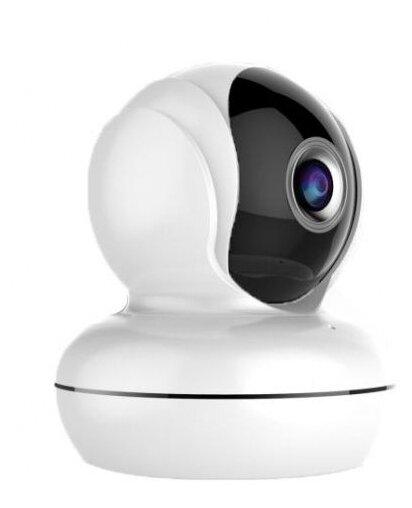 Купить IP WiFi камера Поворотная Домашняя Орбита OT-VNI19 1920*1080, 2Mpix, 3,6мм микрофон/динамик ИК-подсветка управление через Моб. приложение хранение MicroSD по низкой цене с доставкой из Яндекс.Маркета