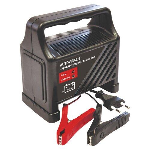 Зарядное устройство AUTOVIRAZH AV-161010 черный зарядное