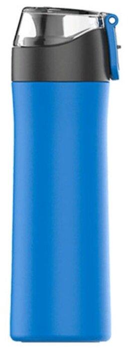 Купить Термокружка Xiaomi Fun Home Sports Cold Cup (0.5 л) синий по низкой цене с доставкой из Яндекс.Маркета (бывший Беру)