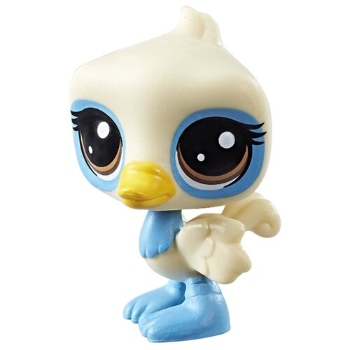 Littlest Pet Shop Страус C2888 пазл 54 эл диптих littlest pet shop город зверей