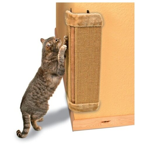 TRIXIE Когтеточка для кошек доска угловая 32*60см