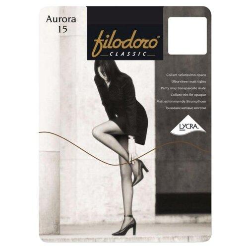 Колготки Filodoro Classic Aurora 15 den playa 4-L (Filodoro)Колготки и чулки<br>