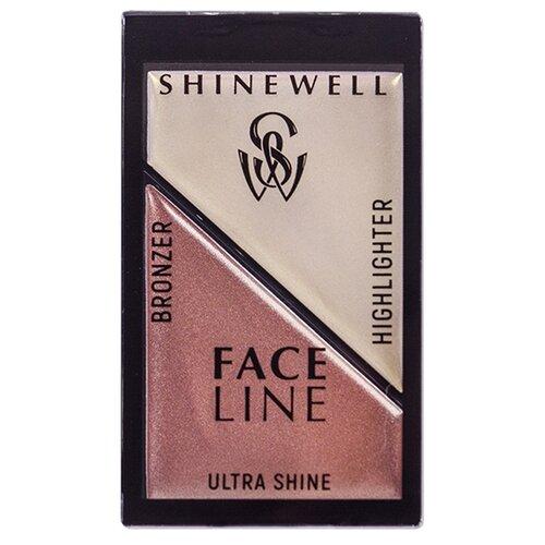 SHINEWELL Моделирующий набор Face Line 1