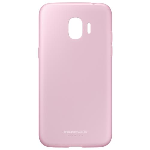 Чехол Samsung EF-AJ250 для Samsung Galaxy J2 (2018) / J2 Pro (2018) розовый чехол soft touch для samsung galaxy j2 2018 j2 pro 2018 df sslim 34 pink sand