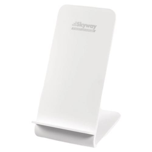 цена на Беспроводная сетевая зарядка Skyway Energy Fast белый