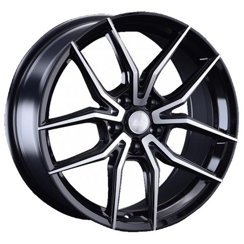 Фото - Колесный диск LS Wheels LS1242 8x18/5x112 D66.6 ET35 BKF ls ls 1242 8x18 5x112 d66 6 et35 bkf