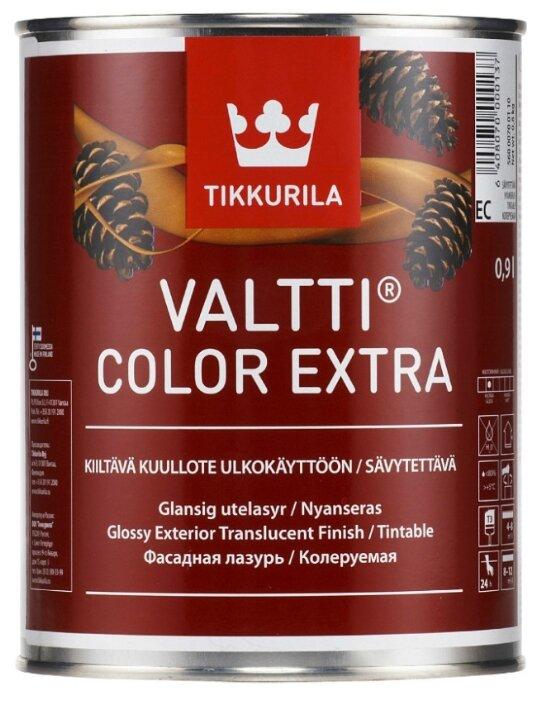 Водозащитная пропитка Tikkurila Valtti Color Extra