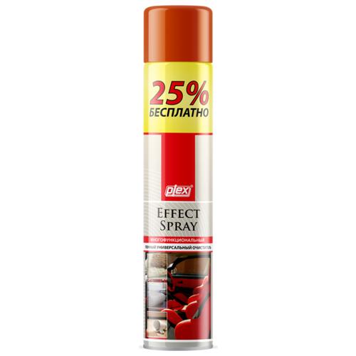 PLEX Очиститель многофункциональный для салона автомобиля Effect Spray, 1 л