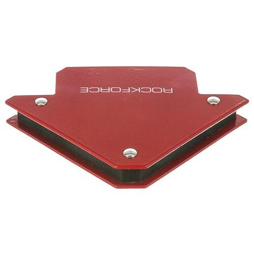 Магнитный угольник ROCKFORCE RF-115W11 красный магнитный угольник start sm1603 75 lbs красный