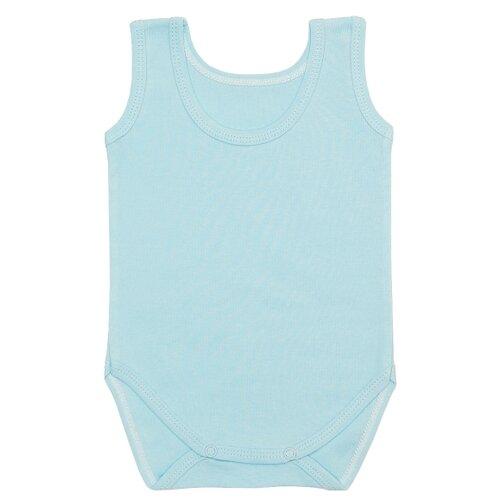 Купить Боди Чудесные одежки размер 74, голубой