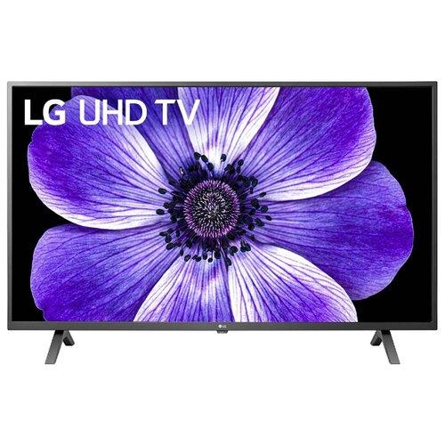Фото - Телевизор LG 55UN70006LA 55 (2020) черный телевизор leff 55u610s 55 2020 на платформе яндекса черный