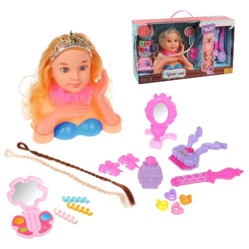 Купить Игровой набор Стилист , B369-107, Shantou Gepai, Куклы и пупсы