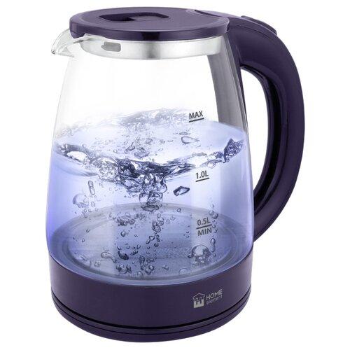 Чайник Home Element HE-KT-185, темный топаз чайник home element he kt 174 сталь