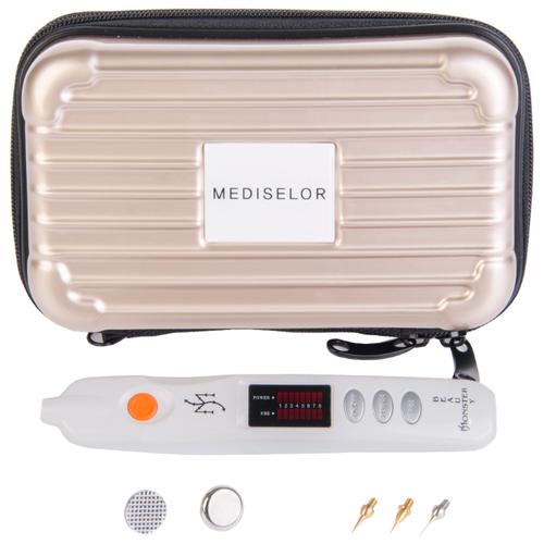 Купить Косметологический аппарат мульти-плазменного тока Mediselor BeautyMonster white, белый монстр