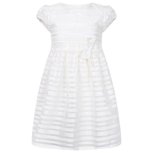 Купить Платье Mayoral размер 104, полоска/кремовый, Платья и сарафаны