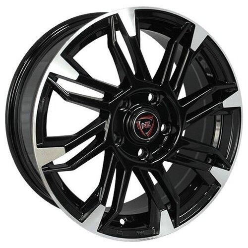 Фото - Колесный диск NZ Wheels F-8 6x15/5x105 D56.6 ET39 BKPS колесный диск nz wheels sh655 6x15 5x105 d56 6 et39 silver