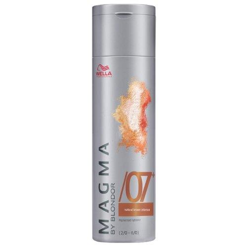 Wella Professionals Magma by Blondor Краска для волос, 07+ Темно-коричневый