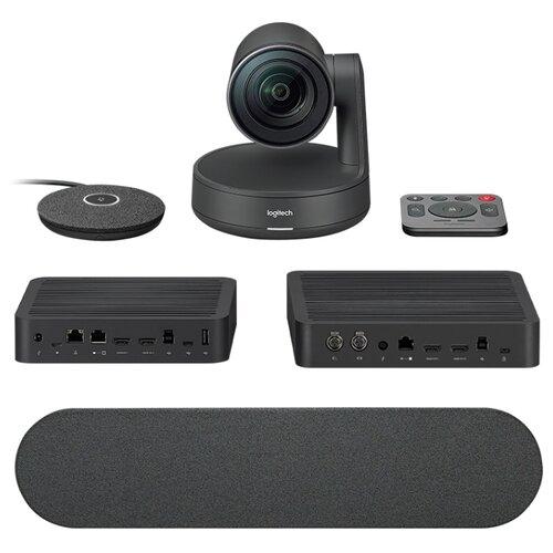 Система для видеоконференций Logitech Rally (960-001218) черный