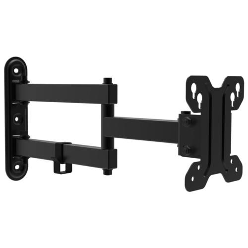 Фото - Кронштейн на стену ITECHmount LCD123 black кронштейн на стену itechmount pf2s black