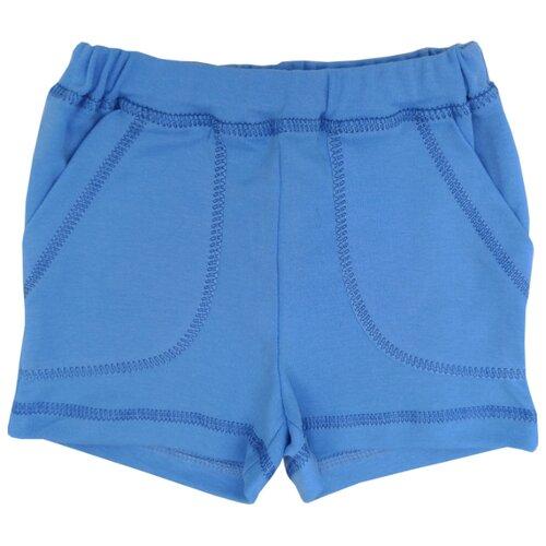Купить Шорты Папитто размер 92, голубой, Брюки и шорты