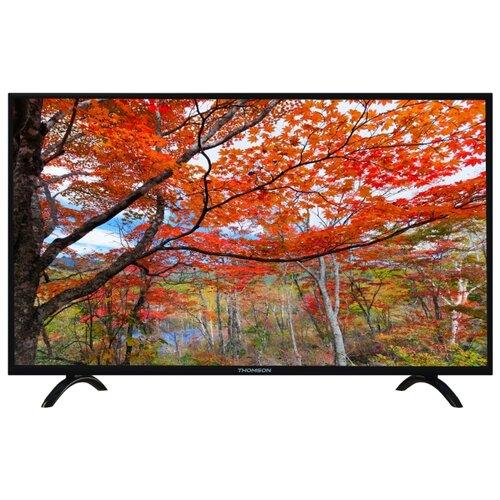 Телевизор Thomson T55USL7000 55 (2020) черный телевизор thomson t32rtl5140 черный